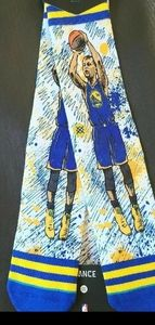 NBA Stance socks Steph Curry Size- L 9-12